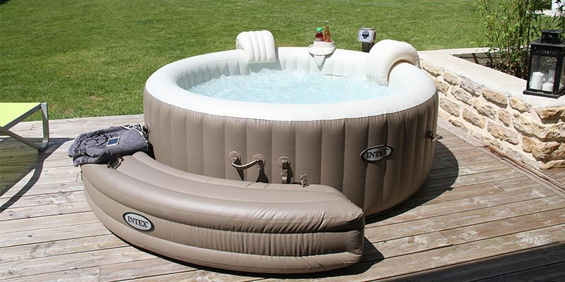spa gonflable choix